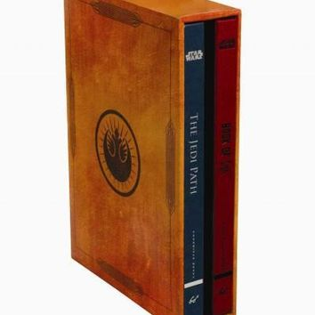 Star Wars Box Set: The Jedi Path and Book of Sith (Star Wars)