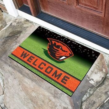 "Oregon State University 18""x30"" Crumb RubberDoor Mat"