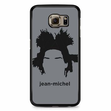 Jean Michel Basquiat Samsung Galaxy S6 Case