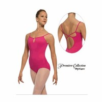 ADULT ULTRA LOW BACK CAMISOLE | From www.dancerswarehouse.com