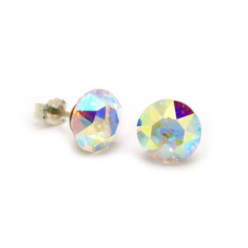Constellation Earrings: AB Swarovski® Crystals