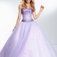 Mori Lee 95083 Prom Dress - PromDressShop.com