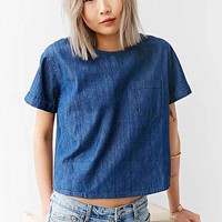 BDG Denim Pocket Tee