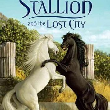 The Black Stallion and the Lost City (Black Stallion)