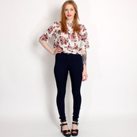 Ark for Women Ark Navy Darcy High Waisted Skinny Jeans