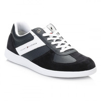 Tommy Hilfiger Mens Midnight Danny 1C3 Trainers