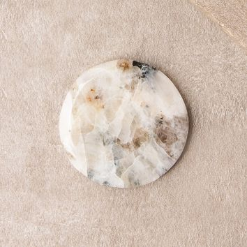 Rainbow Moonstone Palm Stone