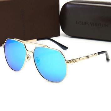 2101 LOUIS VUITTON LV Fashion Popular Summer Sun Shades Eyeglasses Glasses Sunglasses