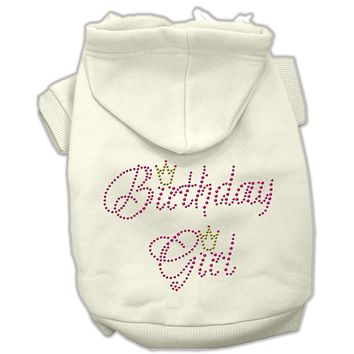 Birthday Girl Hoodies Cream L (14)