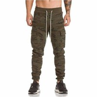 Mens Joggers with side pockets