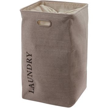 Evora Hamper Laundry Basket With Carry Handles and Removable Washable Liner