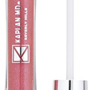 Kaplan MD Lip 20 Peppermint Treatment Gloss, Plum Sparkle, .13 Ounce