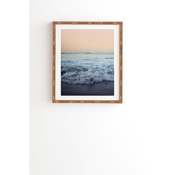 Leah Flores Crash Into Me Framed Wall Art