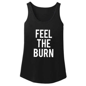 Funny workout tank top. Women's workout tank. Workout tank with sayings. Fitness tanks. Fitness motivational tank. Women's crossfit tank top