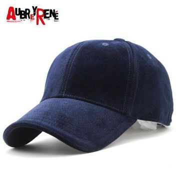 PEAPON [AUBREYRENE] 2017 New Brand 100% Cotton Baseball Cap Men Sport Hats Polo Hat Z-3023