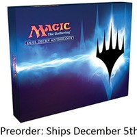 Duel Decks: Anthology - Jace vs Chandra - Elves vs Goblins - Divine vs Demonic - Garruk vs Liliana - Magic the Gathering (MTG)
