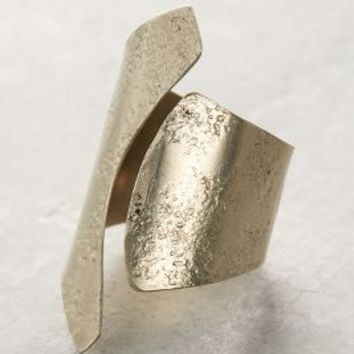 Sibilia First Wave Ring in Silver Size: One Size Rings