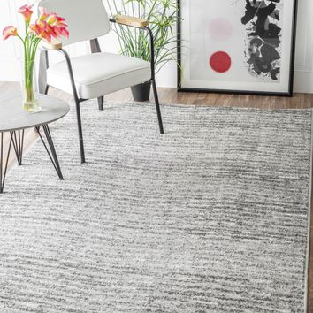 NuLOOM Sherill Rug Grey