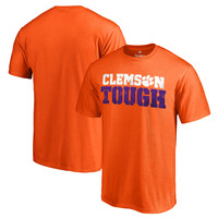 Clemson Tigers Clemson Tough T-Shirt - Orange