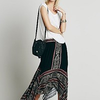 Free People Womens Mischief Magic Print Maxi