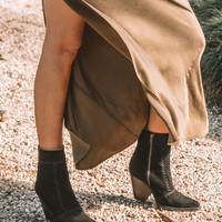 Zephyr Patchwork Ankle Boots