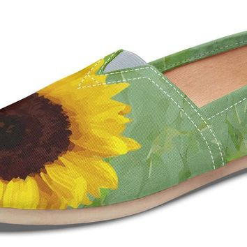 Sunflower Garden Casual Shoes