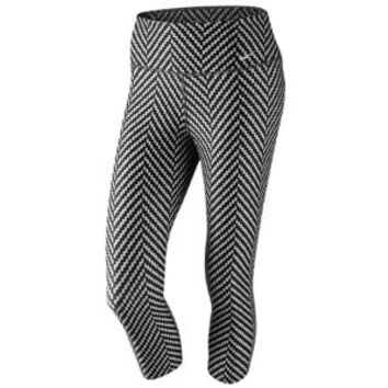 Nike Legend 2.0 Zig Zag Capri - Women's at Lady Foot Locker