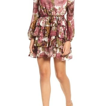 WAYF Marina Tiered Ruffle Dress | Nordstrom
