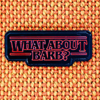 What About Barb? – Soft Enamel Pin Stranger Things
