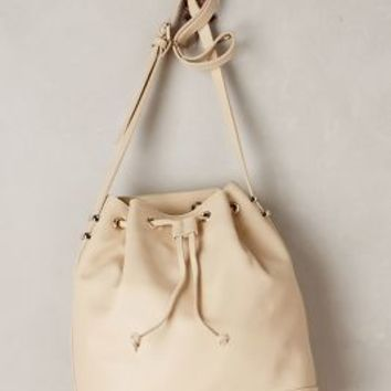 Benah for Karen Walker Enid Bucket Bag Cream All Bags