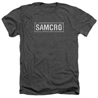 Sons Of Anarchy - Samcro Adult Heather