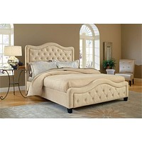 Trieste Bed Set - Queen - w/Rails By Hillsdale