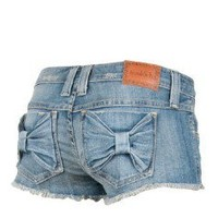 Bow Pocket Shorts
