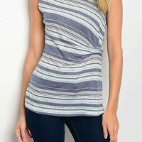 Dare To Sleeveless Top