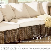Indoor Sunroom Furniture & Covered Porch Furniture | Pottery Barn