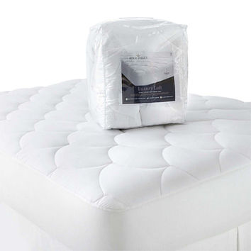 Royal Velvet® Luxury Loft Mattress Pad - JCPenney
