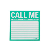 Knock Knock® For J.Crew sticky notes