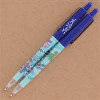 blue Toy Story Woody Buzz Rex Hamm mechanical pencil from Japan - Pens-Pencils - Stationery