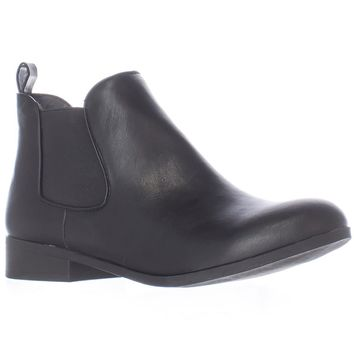 AR35 Desyre Chelsea Ankle Boots, Black, 10 US