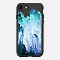 PURE CRYSTAL MAGIC BLUE by Monika Strigel iPhone 7 Hülle by Monika Strigel | Casetify