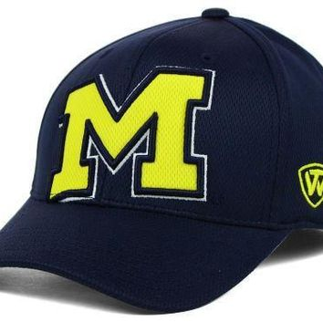 Michigan Wolverines Top of the World NCAA Offsides Hat
