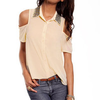 Just Bead It Top $39 (on sale from $56)