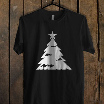 Christmas Tree Xmas27 T Shirt  Mens T shirt and Womens T shirt *