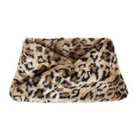 Luxe Faux Fur Infinity Scarf