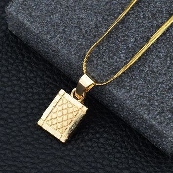 Gift Shiny Jewelry Stylish New Arrival Alloy Necklace [10768847747]