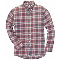 Holderness Southern Shirt in Grey Plaid by Southern Proper - FINAL SALE