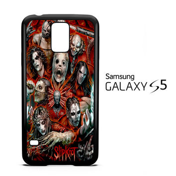 slipknot Z0403 Samsung Galaxy S5 Case
