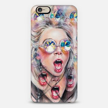 Perception (Grav3yardgirl) iPhone 6 case by Tanya Shatseva | Casetify