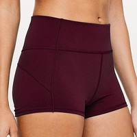 """lululemon"" Gym Yoga Shorts"