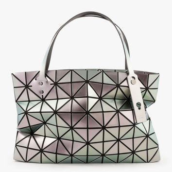 Rock Metallic Small Tote